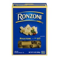 Ronzoni Pasta Rigatoni