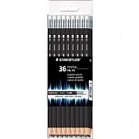 Staedtler Norica #2 HB Woodcased Pencils, Black, 36/Pack