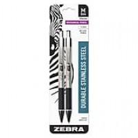 Zebra Pen M-301 Mechanical Pencils, 0.5mm, 2/Pk (ZEB 54012)