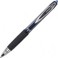 uni-ball® 207 Retractable Gel Pens, Medium Point, Blue, 12/pk (33951)