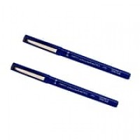 JAM Paper® Calligraphy Pens, 3.5 mm Point, Blue, 2/Pk (191933207A)