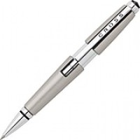 Cross® Edge™ Rollingball Pen Black/Chrome (AT0555S-5)
