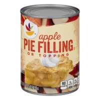 Stop & Shop Pie Filling & Topping Spiced Apple  Rating 0 stars(0 Ratings) The current price is $2.59