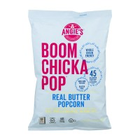 Angie's BOOMCHICKAPOP Popcorn Real Butter