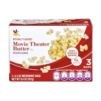 Stop & Shop Microwave Popcorn Movie Theater Butter