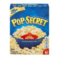 Pop Secret Microwave Popcorn Extra Butter
