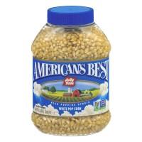 Jolly Time American's Best Popcorn Kernels High Popping Hybrid White
