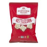 Popcorn, Indiana Kettlecorn Popcorn All Natural