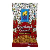 Pop Art Gingerbread Caramel Gourmet Popcorn Non-GMO