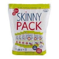 SkinnyPop Popcorn SkinnyPack All Natural - 6 ct