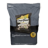 Smartfood Popcorn White Cheddar Cheese Lunch Packs - 12 pk