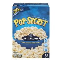 Pop Secret Microwave Popcorn Kettle Corn Old Fashioned