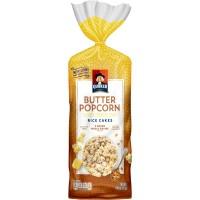 Quaker Rice Cakes Butter Popcorn Gluten Free