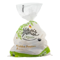 Nature's Promise Organic Potatoes Yellow