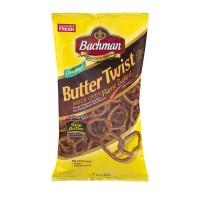 Bachman Butter Twist Pretzels Original