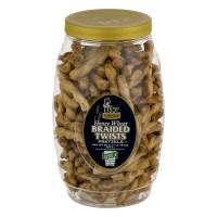 Utz Select Pretzels Braided Twists Honey Wheat
