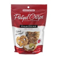 Snack Factory Pretzel Crisps Deli Style Everything All Natural