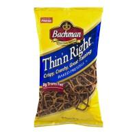 Bachman Thin'n Right Pretzels
