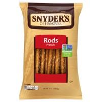 Snyder's of Hanover Pretzel Rods Low Fat Non - GMO