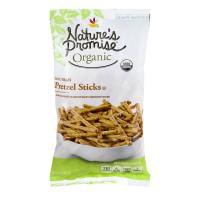 Nature's Promise Organic Pretzel Sticks Oat Bran