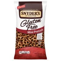 Snyder's of Hanover Mini Pretzels Gluten Free