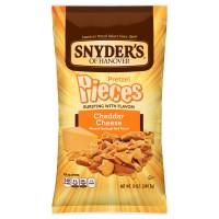 Snyder's of Hanover Pretzel Pieces Cheddar Cheese