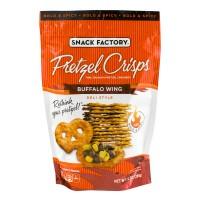 Snack Factory Pretzel Crisps Deli Style Buffalo Wing All Natural