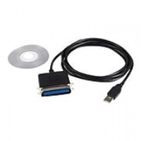 StarTech USB to Parallel M/M Printer Adapter, 6'