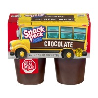 Snack Pack Pudding Chocolate - 4 pk