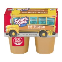 Snack Pack Pudding Butterscotch - 4 pk