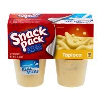 Snack Pack Pudding Tapioca - 4 pk