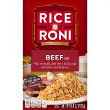 Rice-A-Roni Side Dish Beef Flavor