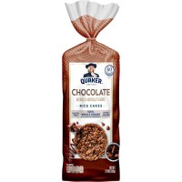 Quaker Rice Cakes Chocolate Gluten Free