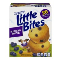 Entenmann's Little Bites Mini Muffins Blueberry - 5 ct