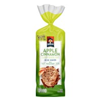 Quaker Rice Cakes Apple Cinnamon Gluten Free