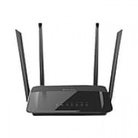 D-Link® DIR-842 Wireless AC1200 Dual Band Gigabit Router, 1200 Mbps, 5 Port