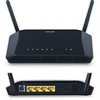 D-Link® DSL2740B ADSL2 Plus Modem with Wireless N300 Router
