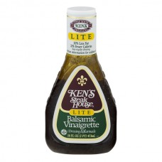 Ken's Steak House Dressing Balsamic Vinaigrette Lite