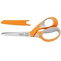 Fiskars® RazorEdge™ Softgrip® & Fabric Shears, 8""