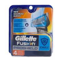 Gillette Fusion ProShield Chill Razor Refill Cartridges