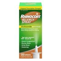 Rhinocort Allergy 24 Hour Non-Drowsy Nasal 120 Sprays
