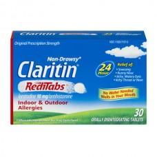 Claritin Allergy 24 Hour RediTabs Non-Drowsy