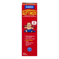 Boudreaux's Butt Paste Diaper Rash Ointment & Skin Protectant Max Strength