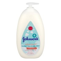 Johnson's Cotton Touch Newborn Face & Body Lotion