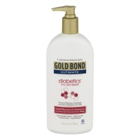 Gold Bond Ultimate Diabetic Dry Skin Relief Lotion Pump