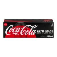 Coca-Cola Zero Sugar - 12 pk