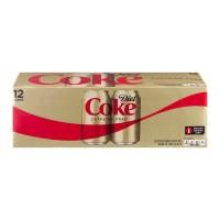 Diet Coke Caffeine Free - 12 pk