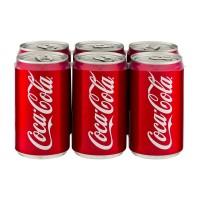 Coca-Cola Classic Mini Cans - 6 pk