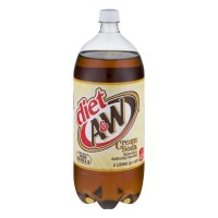 A & W Cream Soda Diet