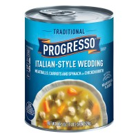 Progresso Traditional Italian-Style Wedding Soup